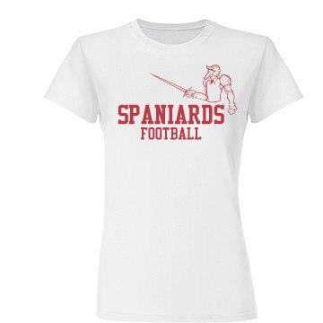 Spaniards Football