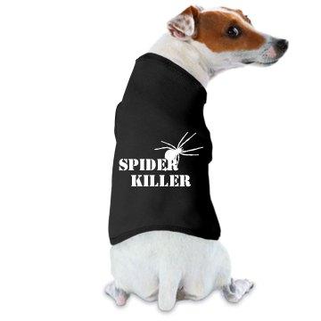Spider Killer Pet Hoodie