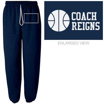 Sports Coach Sweats
