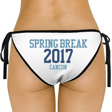 Spring Break Senior