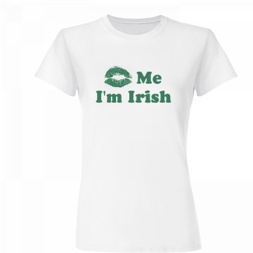 St Paddy's Kiss Me I'm Irish