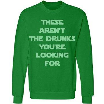 St Patricks Day Drunks