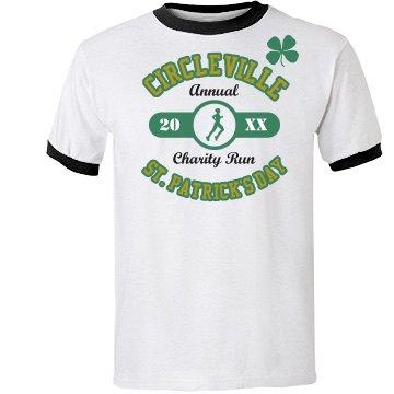St. Patrick's Day Run