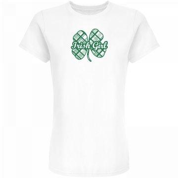 St. Patrick's Irish Girl