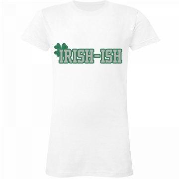 St. Patrick's Irish-ish