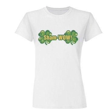 St. Patrick's Shamwow