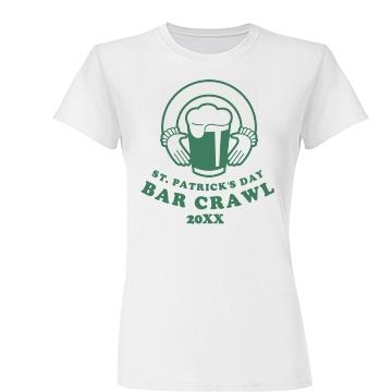 St. Pat's Day Bar Crawl