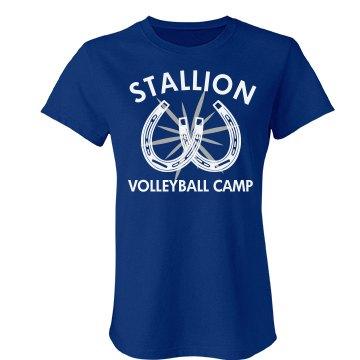 Stallion Volleyball Camp
