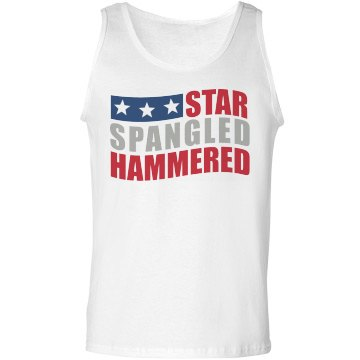 Star Spangle Hammer USA