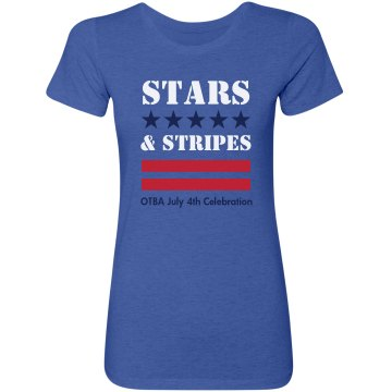Stars & Stripes Tee