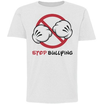 Stop Bullying No Sign