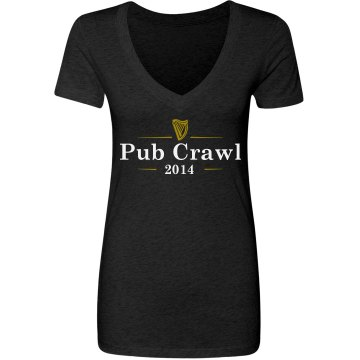 Stout Pub Crawl