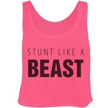 Stunt Like a Beast