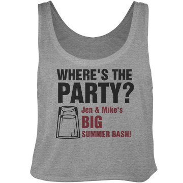 Summer Party Shirt