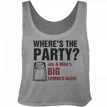 Summer Party Shirt