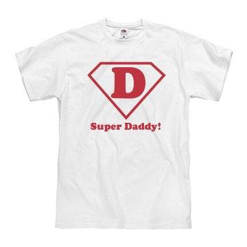 Super Daddy Chest Logo