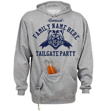 Tailgate Football Party!
