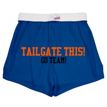 Tailgate THIS!