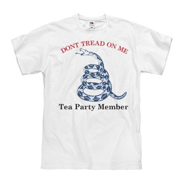 Tea Party Don't Tread