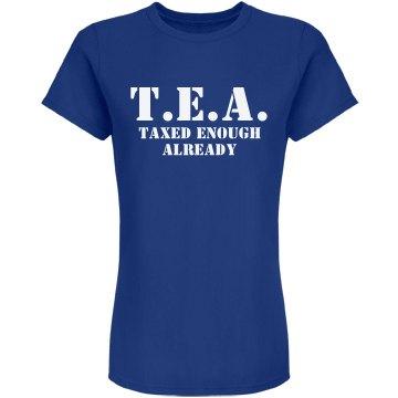 T.E.A. Tea Party