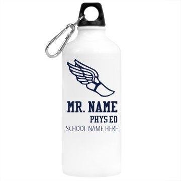 Teacher Water Bottle