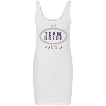 Team Bride Marissa
