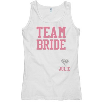Team Bride's Bachelorette