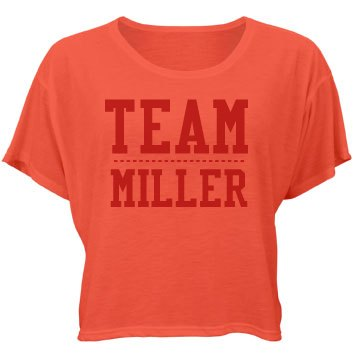 Team Miller Tee