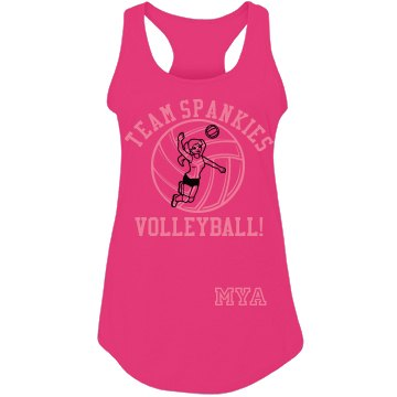 Team Spankies Volleyball