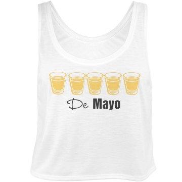 Tequila De Mayo Tank