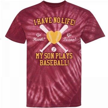 Texas Baseball Mom