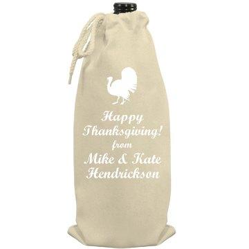 Thanksgiving Hostess Gift