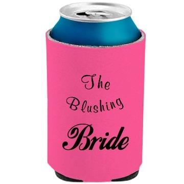 The Blushing Bride Drink Cooler