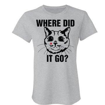 The Cat's Laser Dot