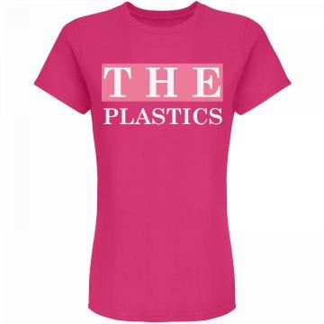 The Pink Plastics