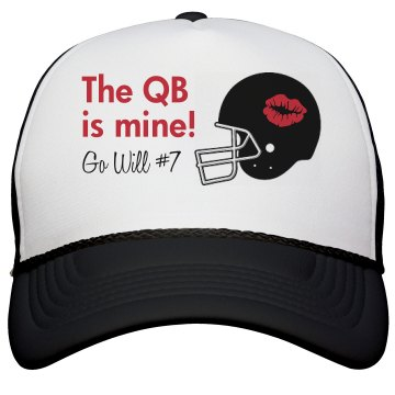 The QB is Mine Hat