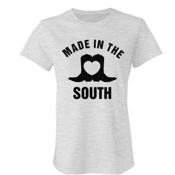 The South w/ Rhinestones
