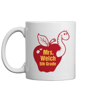 The Teacher's Mug