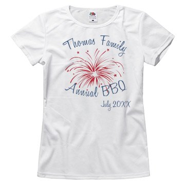 Thomas Family BBQ