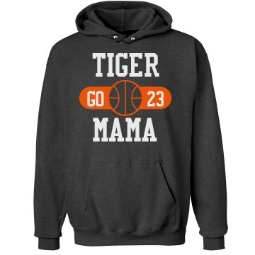 Tiger Basketball Mama