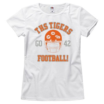 Tiger Football Girlfriend