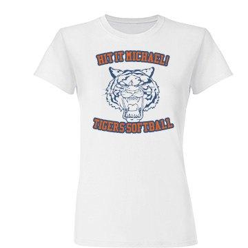 Tiger Softball Mom