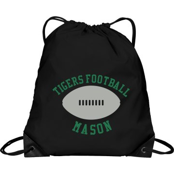 Tigers Football Bag