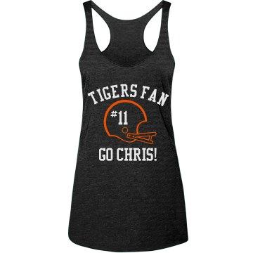 Tigers Football Fan