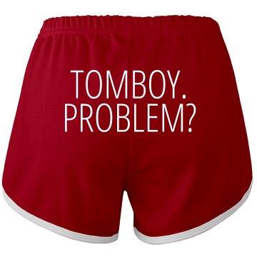 Tom Boy Attitude