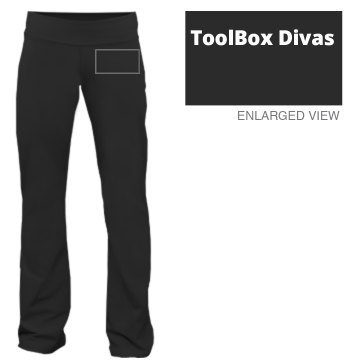 ToolBox Divas Shop Pants