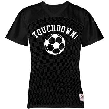 Touchdown Soccer Jersey