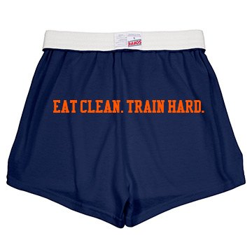 Train Hard Shorts