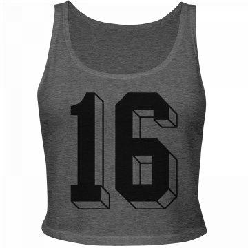 Trendy Sweet 16