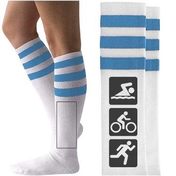 Triathlon Fan Symbols
